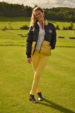 Equine-by-Design Ladies Jodhpurs Canary
